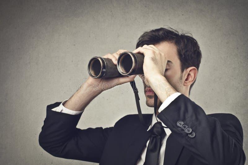 Download Binoculars stock photo. Image of hard, amazement, view - 31403322