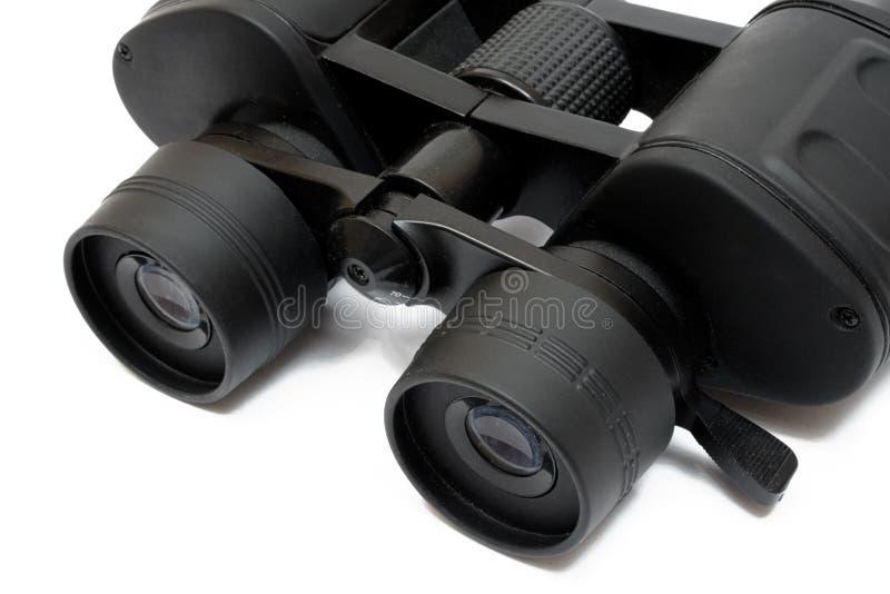 Binoculars Front - Detail View royalty free stock photo