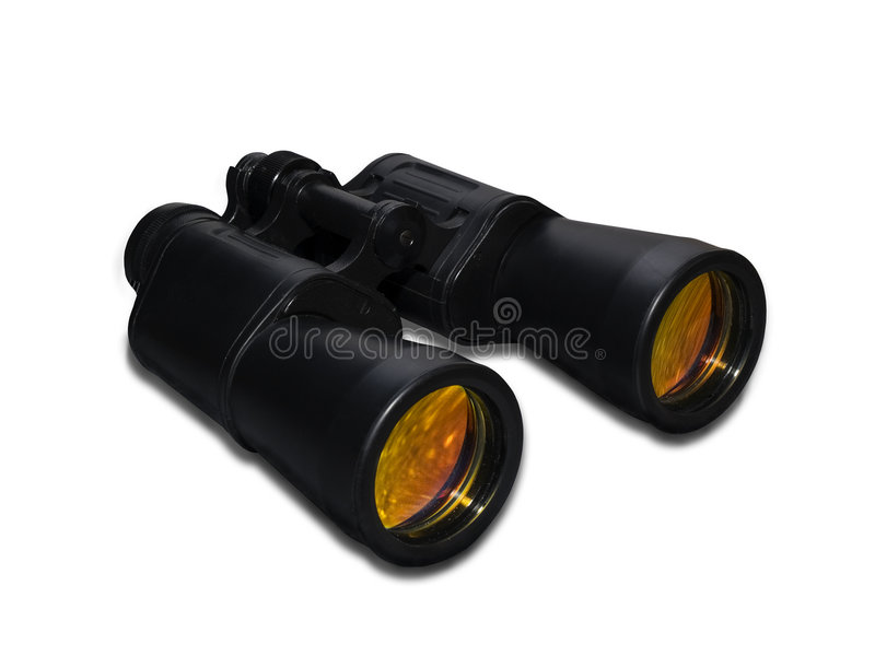 Binoculars1 lizenzfreie stockfotografie