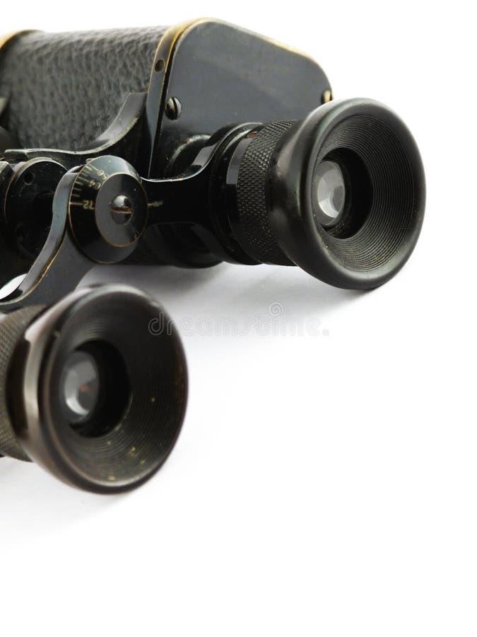 Binokel-Detail Lizenzfreies Stockfoto