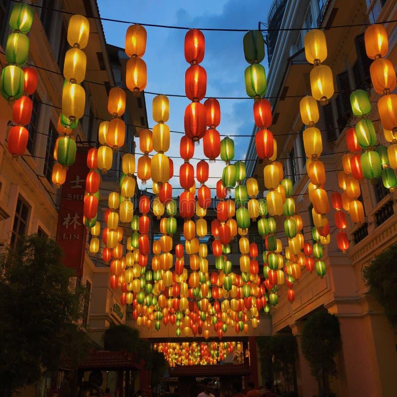 Binondo obrazy stock