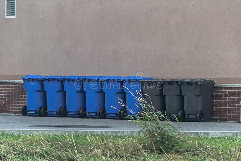 Bins royalty free stock images
