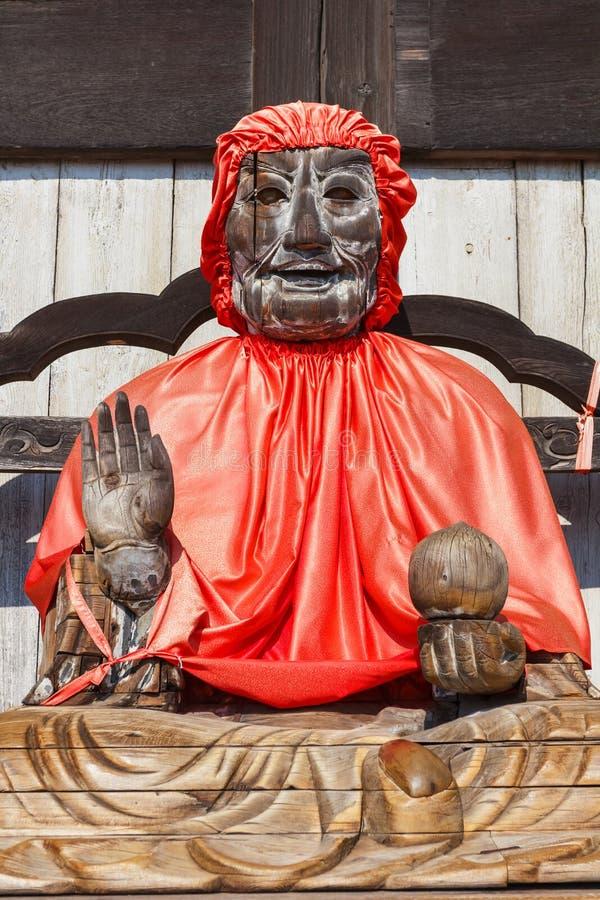 Free Binzuru - The Healing Buddha At Todaiji Temple In Nara Stock Image - 36408971