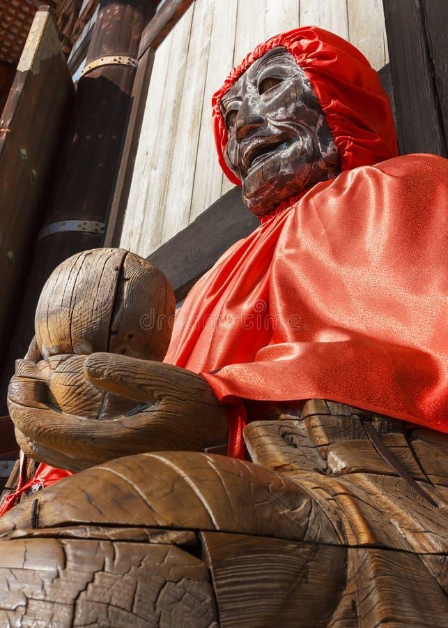 Free Binzuru - The Healing Buddha At Todaiji Temple In Nara Royalty Free Stock Photo - 36514905