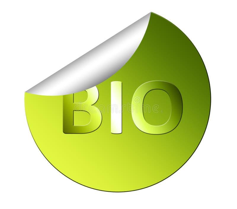 Download Bio stock abbildung. Illustration von abzeichen, organisch - 12202667
