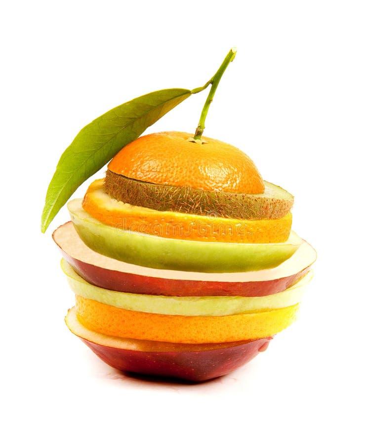 Bio alimento imagem de stock