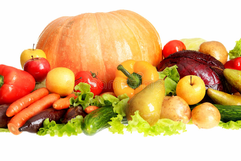 Bio alimento imagens de stock royalty free
