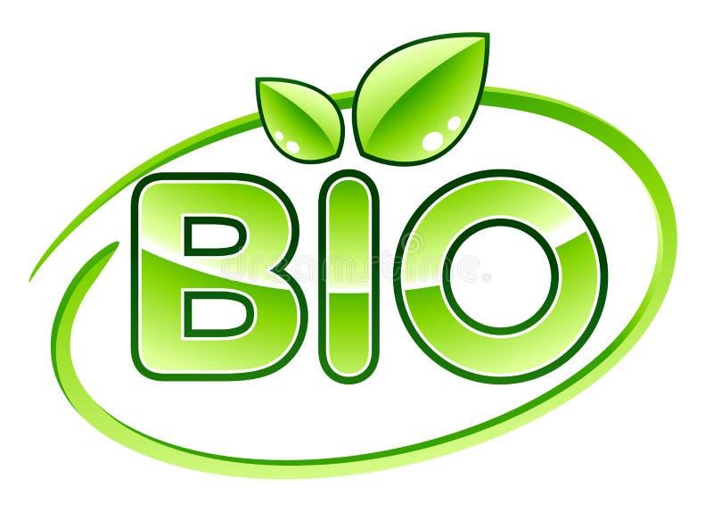 Bio design stock illustration