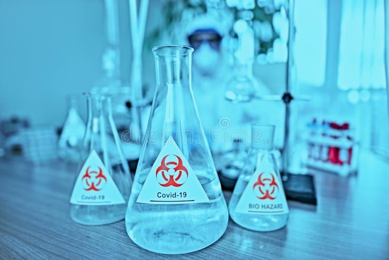 Bio-Gefahrenquelle lizenzfreie stockfotografie