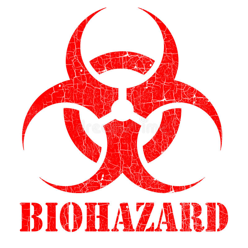 Download Bio Hazard Stamp Illustration Stock Illustration - Illustration of epidemic, infectious: 23892049