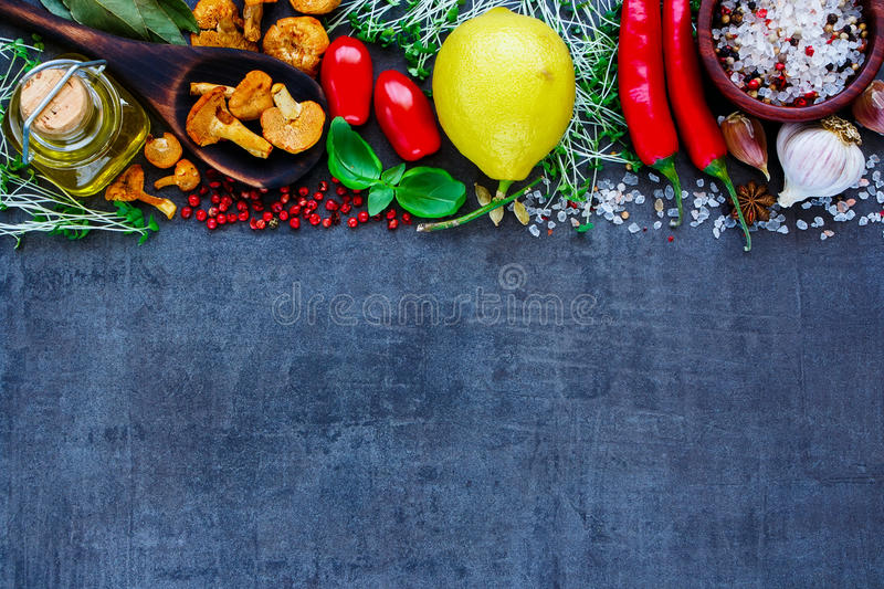 Bio Healthy food royalty free stock photography
