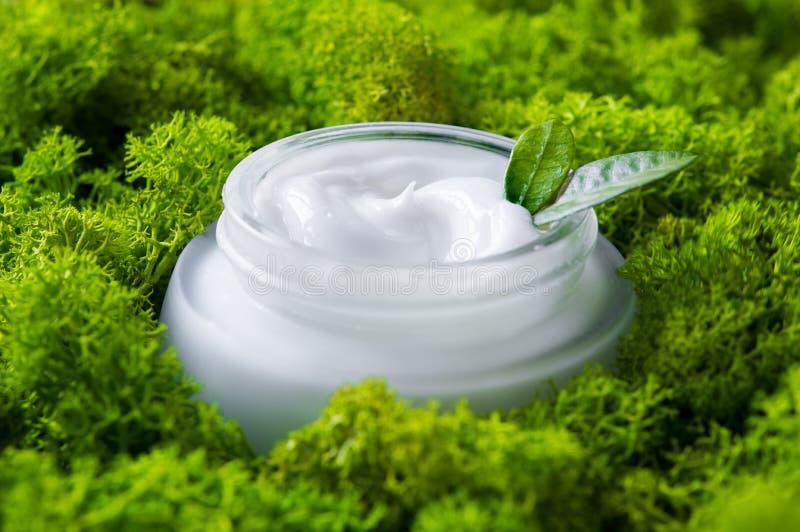 Bio- idratante cosmetico fotografie stock libere da diritti