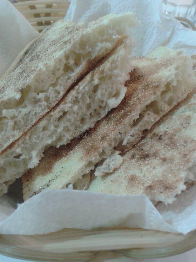 Bio naturaleza de la comida del pan fotografía de archivo