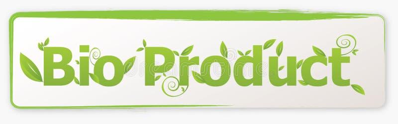Download Bio Product tag stock illustration. Image of design, icon - 23834498