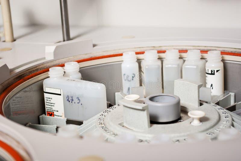 Biochemical Analyzer Royalty Free Stock Images