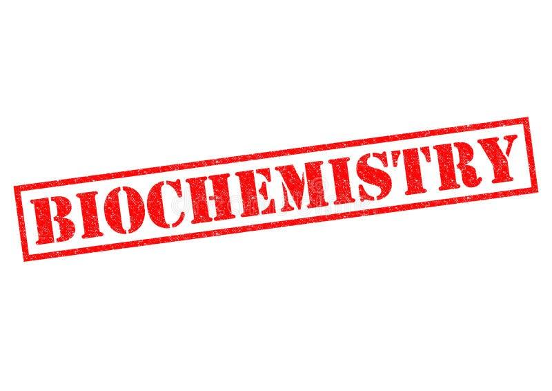 biochemistry imagem de stock