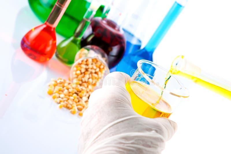 Biodiesel royalty-vrije stock afbeelding