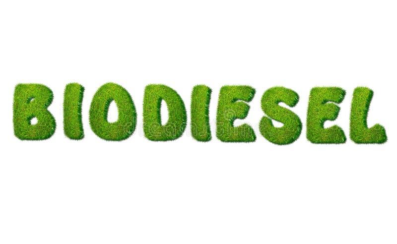 Biodiesel. ilustracja wektor