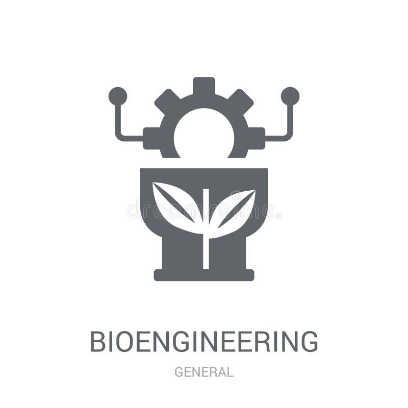 bioengineering ikona  ilustracja wektor
