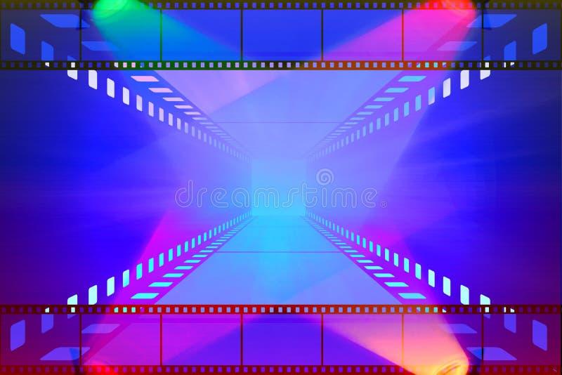 biofilmprojektor arkivbild