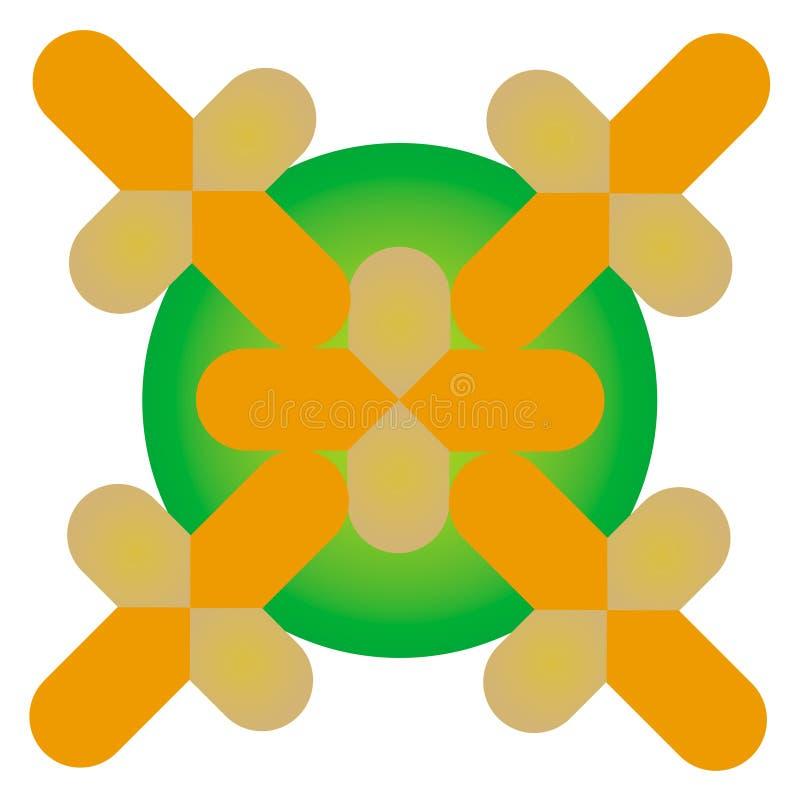 Download BioGenie stock de ilustración. Ilustración de reprodúzcase - 7286789