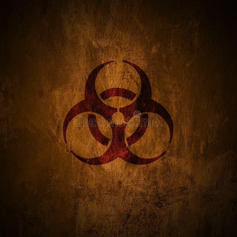 Biohazard, ilustração royalty free