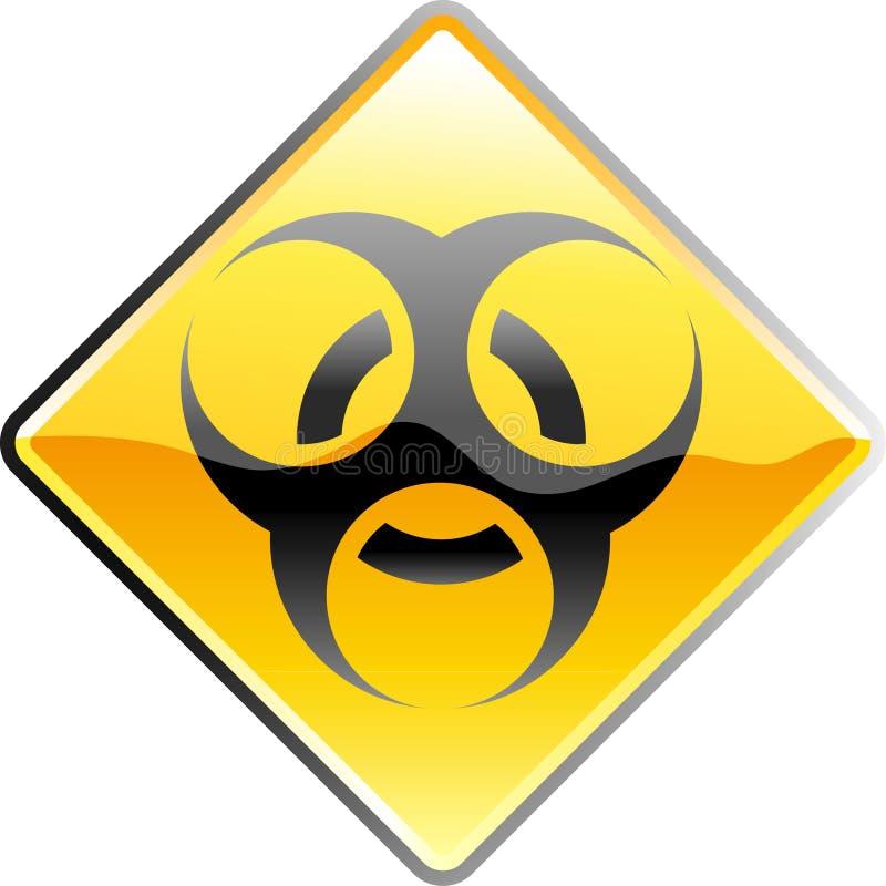 Biohazard illustration stock