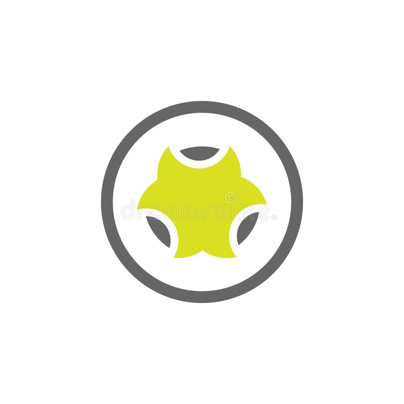 Biohazard , danger icon. Element of Science experiment icon for mobile concept and web apps. Detailed Biohazard , danger can be. Used for web and mobile on vector illustration
