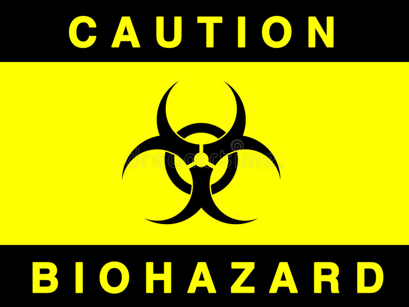 Download Biohazard Sign Stock Photography - Image: 2902472