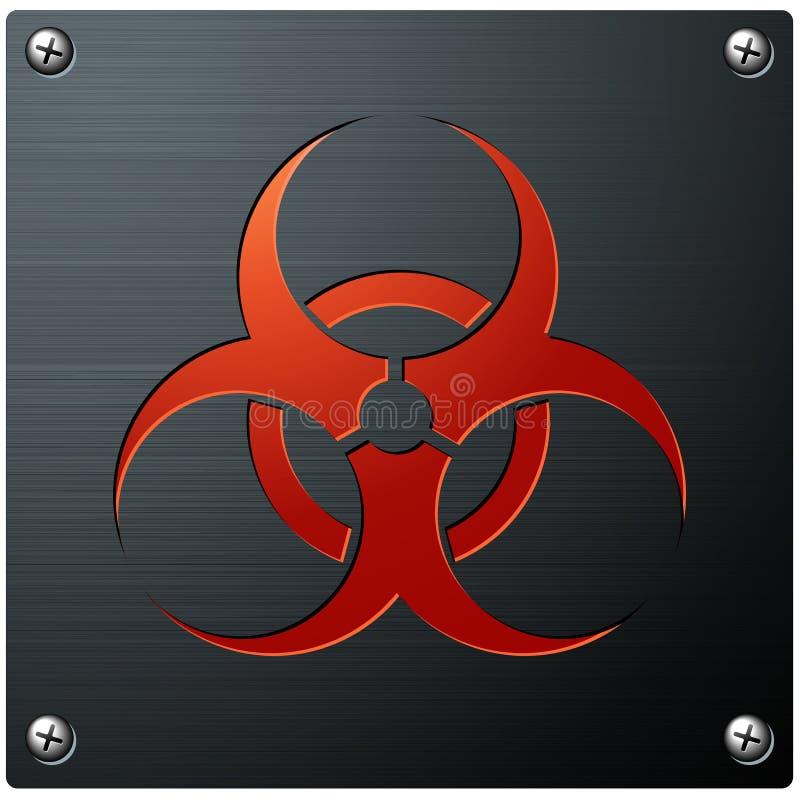 Download Biohazard Symbol stock vector. Image of sickness, virus - 5217470