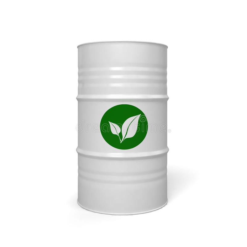 Biokraftstoff vektor abbildung