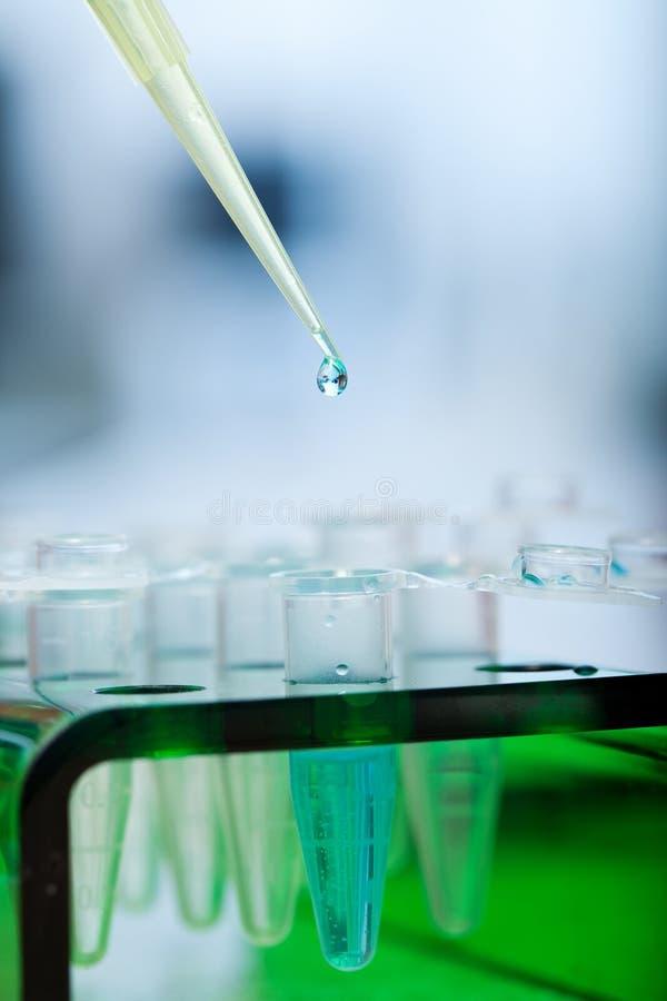 Biologia molecolare immagine stock libera da diritti