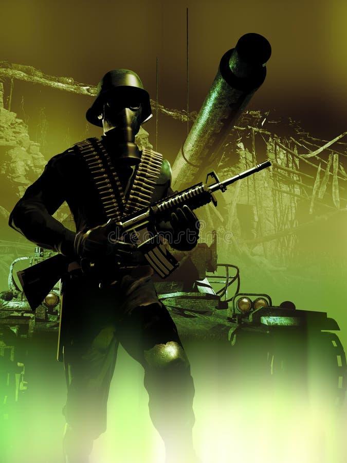 Free Biological War Stock Image - 55604281