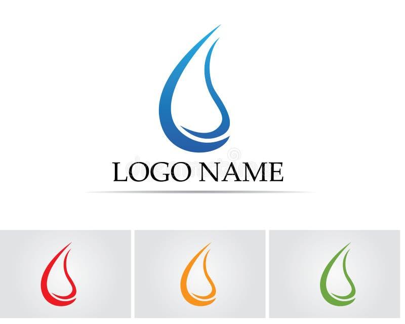 biologisch evenwicht, bio, merk, het brandmerken, zaken, zorg, compa royalty-vrije illustratie