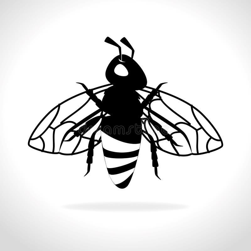 Biologisch productontwerp royalty-vrije illustratie