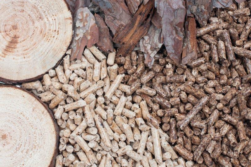Biomassa royaltyfri bild