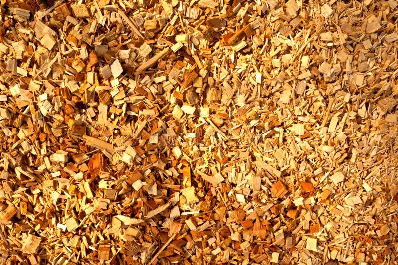 Biomassa de madeira imagem de stock royalty free