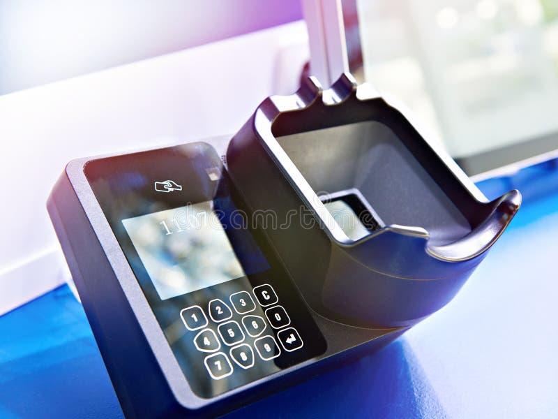 Biometryczni dojazdowi systemy obrazy royalty free
