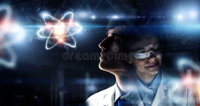 Bioquímica y tecnologías Técnicas mixtas libre illustration
