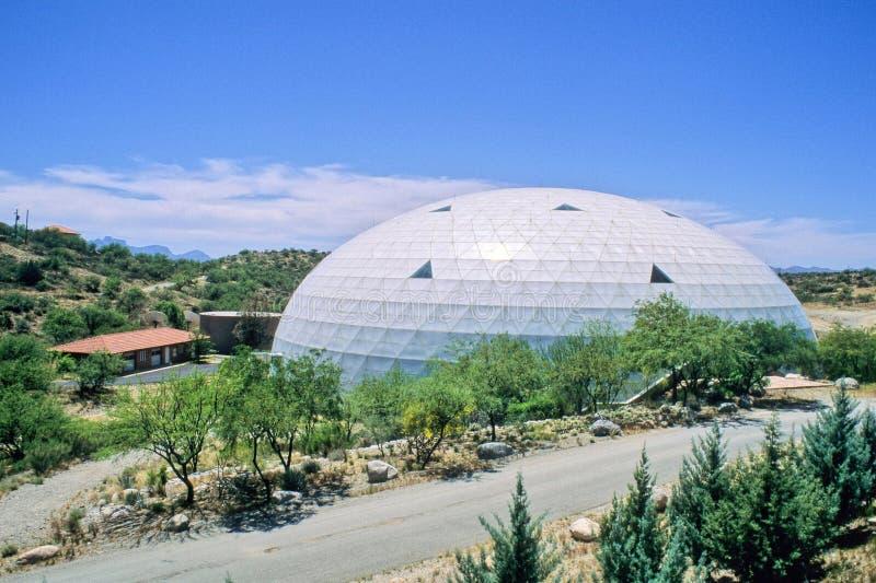 Biosfeer royalty-vrije stock foto
