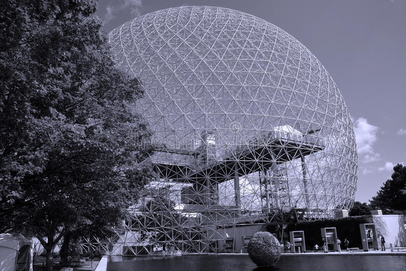 biosfeer royalty-vrije stock foto's