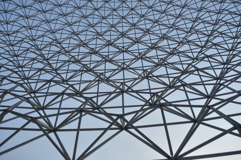 Biosfeer in Montreal royalty-vrije stock afbeelding