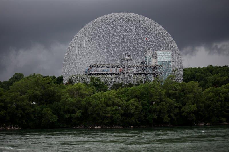 A biosfera fotos de stock royalty free