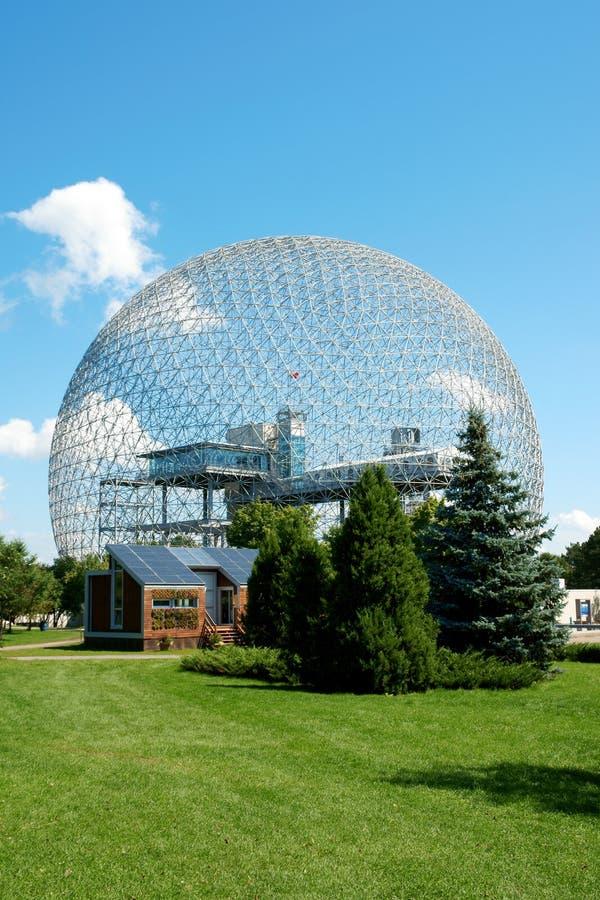 Biosfera immagine stock