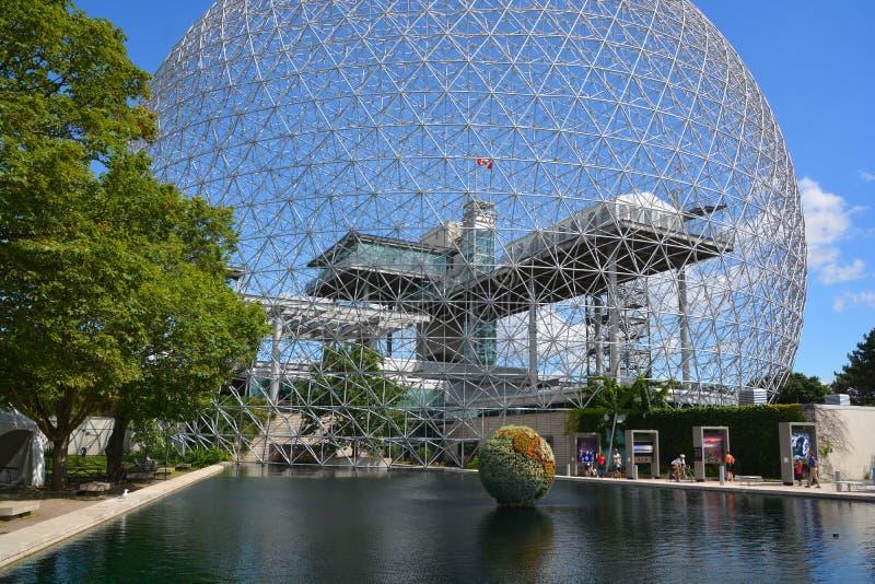 biosfera immagini stock