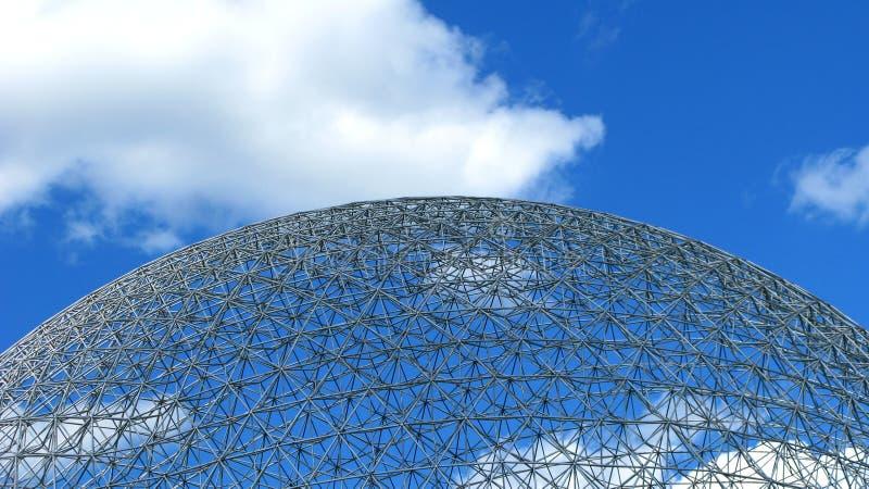 Biosfera di Montreal immagini stock libere da diritti