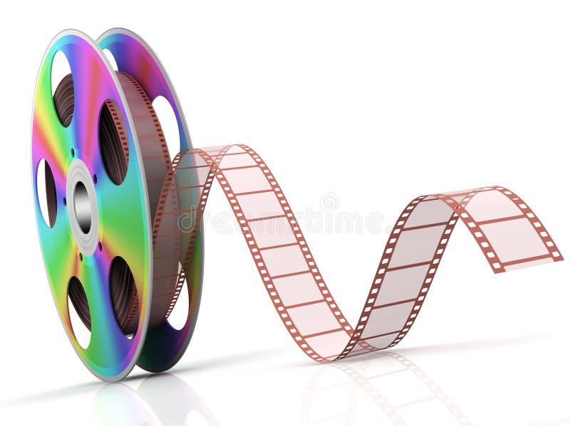 Bioskoop vector illustratie