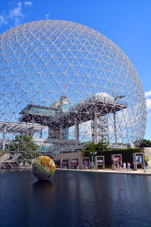 biosphère photo stock