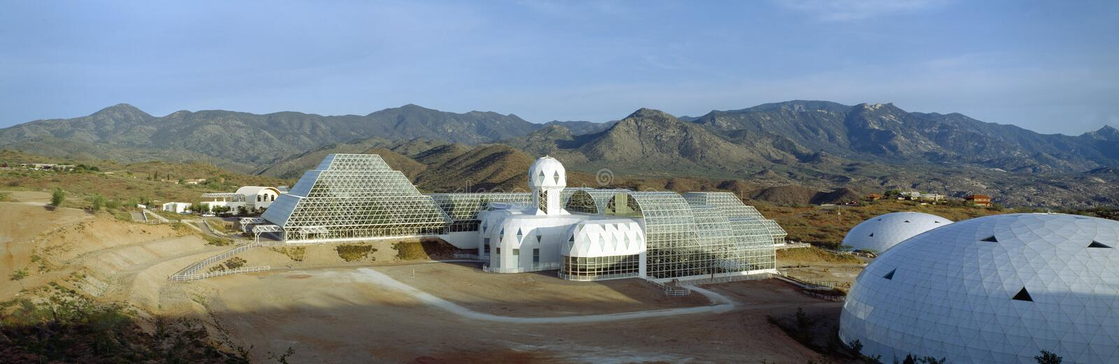 Download Biosphere 2 stock photo. Image of features, library, botany - 23172620