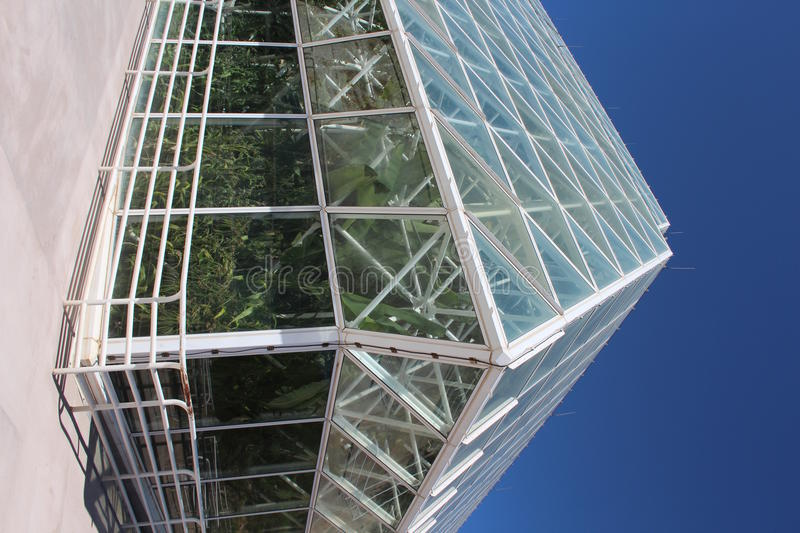Download Biosphere 2 Greenhouse stock photo. Image of sunny, plants - 24356512